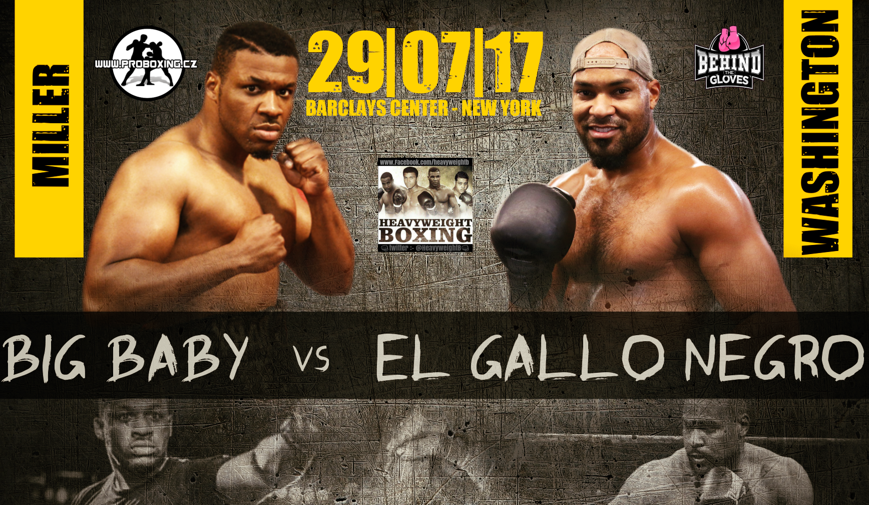 "Image result for Jarrell ""Big Baby"" Miller vs Gerald Washington pic"