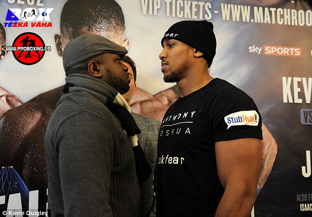 Joshua vs Johnson