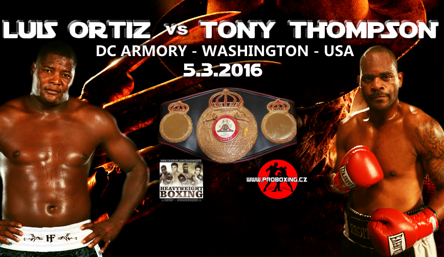 Luis Ortiz vs Tony Thompson