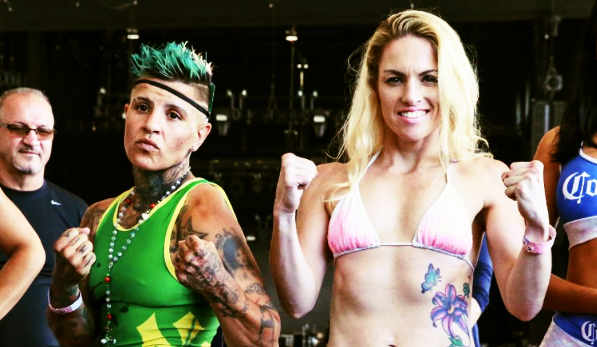 Heather Hardy vs Shelly Vincent
