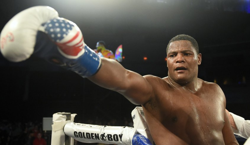 Luis Ortiz vs Malik Scott