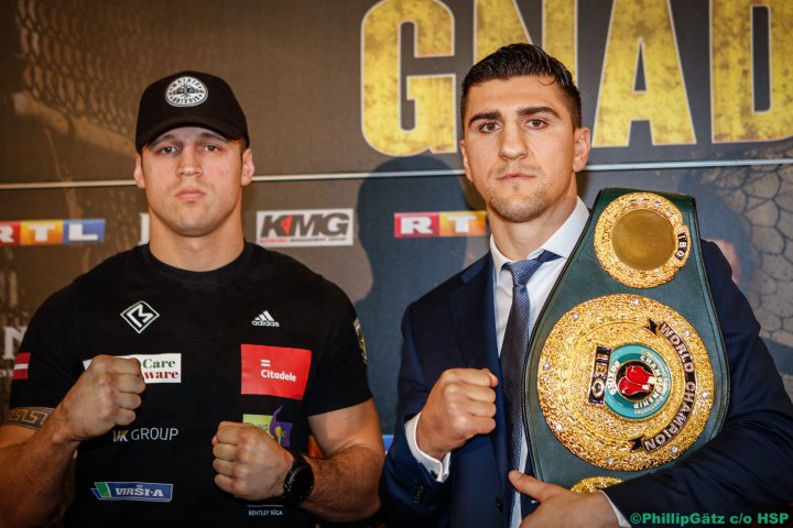 Marco Huck vs Mairis Briedis