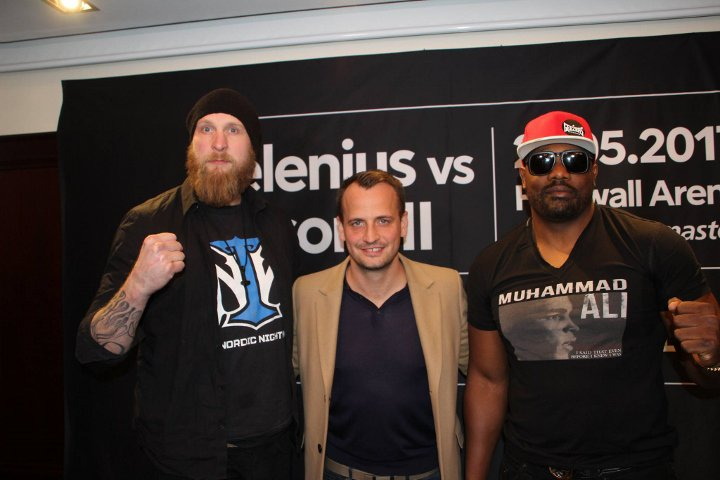 Dereck Chisora vs Robert Helenius