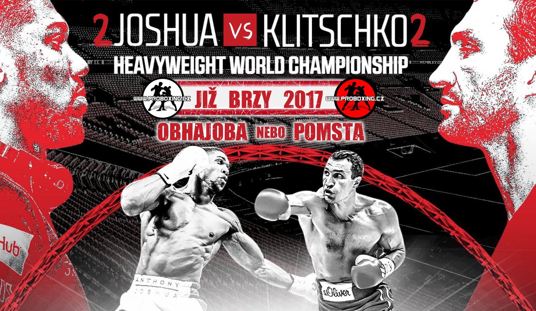 Anthony Joshu vs Wladimir Klitschko 2