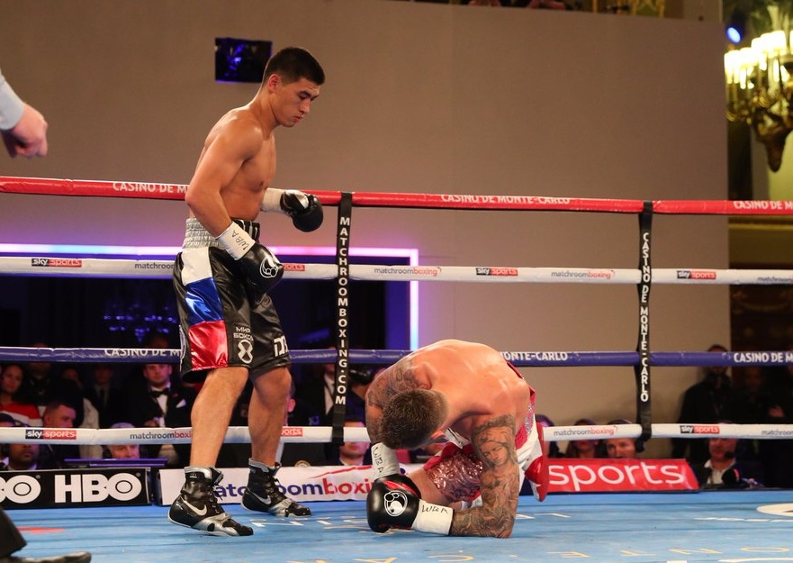 Dmitry Bivol vs Trent Broadhurst